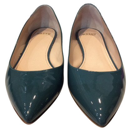 Bally Patent leather ballerinas
