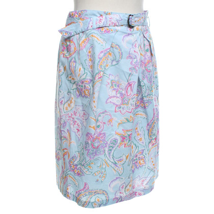 Bogner skirt with pattern