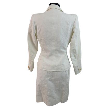 Yves Saint Laurent Brocade costume