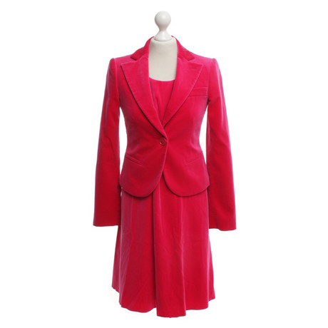 Armani Twin Set in Pink Rosa / Pink