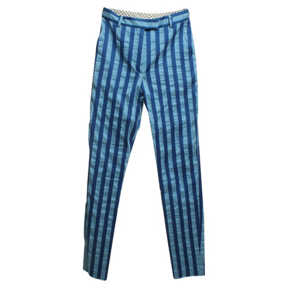 Wunderkind trousers with stripes