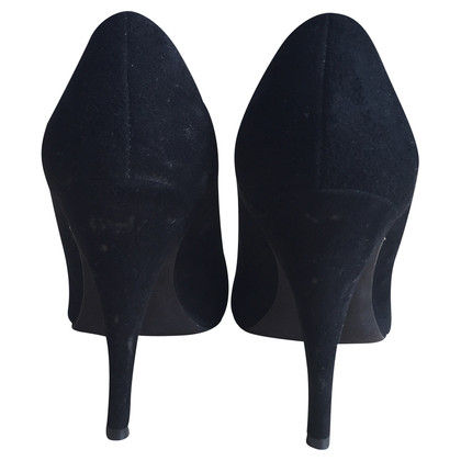 Navyboot Pumps Black Suede