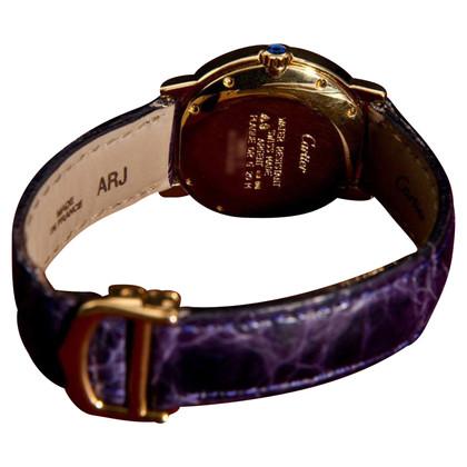 """Cartier """"Must de Cartier"""" klok"""