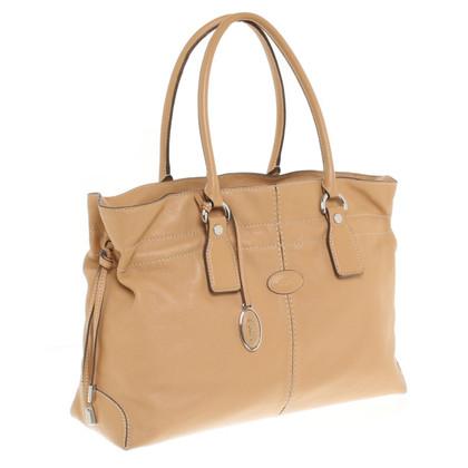 Tod's Handbag in cognac