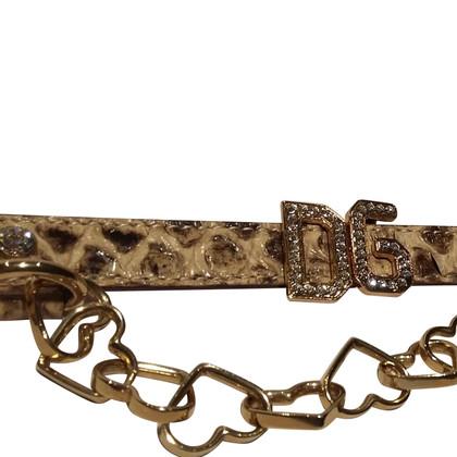 Dolce & Gabbana Belt Dolce Gabbana