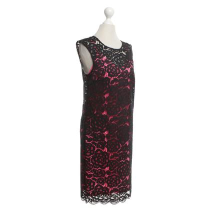 DKNY Lace dress in black