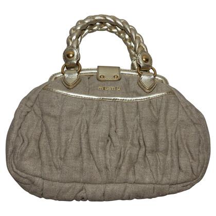 Miu Miu Matelassé-Handtasche