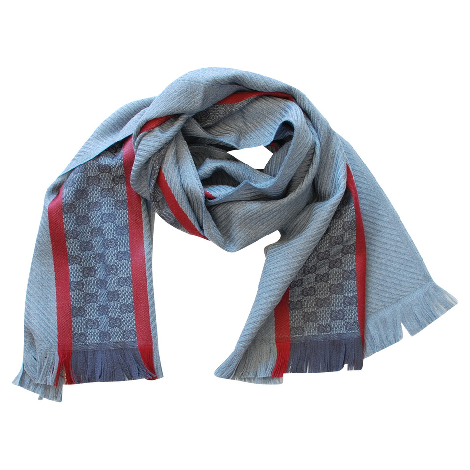 Gucci wollen sjaal