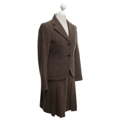 Max Mara Kostuum in bruin