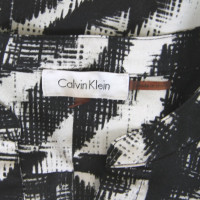 Calvin Klein Blouse with pattern