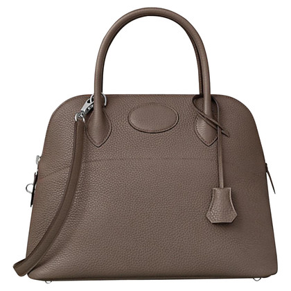 "Hermès ""Bolide Bag 31 Clémence leather"""