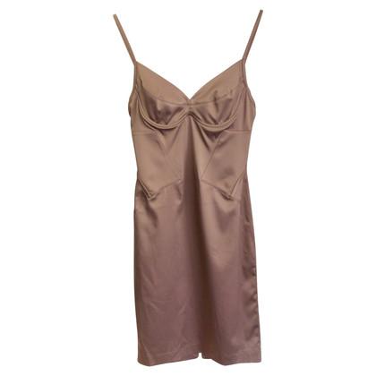 Just Cavalli Lingerie-Kleid in Rosé