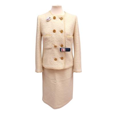 Chanel Costume da bouclé