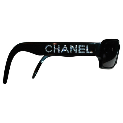 Chanel Sunglasses with jewelry