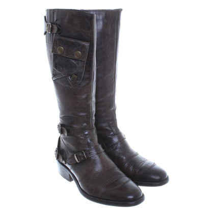 Belstaff Boots in used look