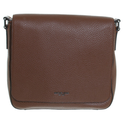 "Michael Kors ""Bryant MD Flap Messenger Bag"" in Braun"
