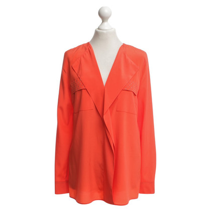 Laurèl Blouse in red