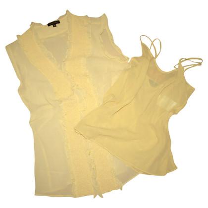 Escada Blouse + top 100% silk