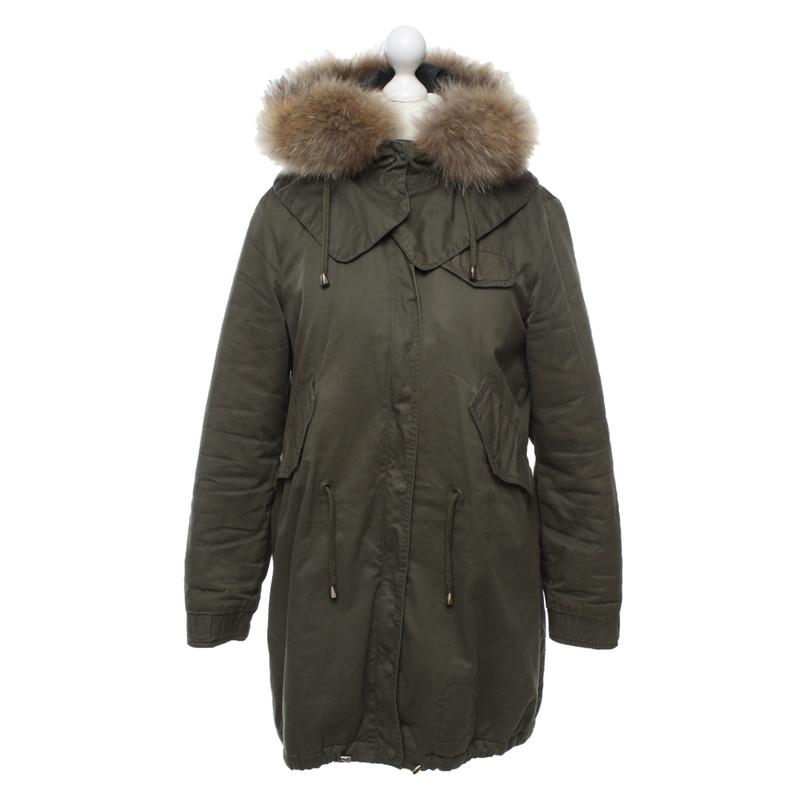 Iq berlin mantel wolle