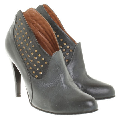 Golden Goose Ankle boots with polka dots
