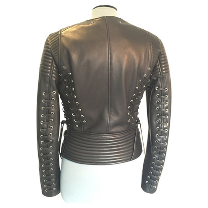 Barbara Bui The biker-style leather jacket