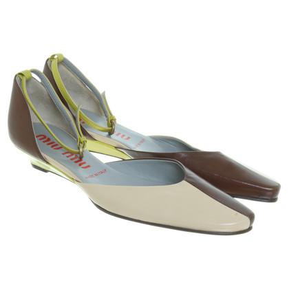 Miu Miu Multicolored slipper