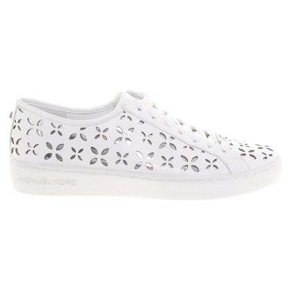 Michael Kors Sneakers in het wit