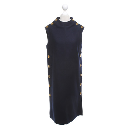 Mulberry Dress in dark blue