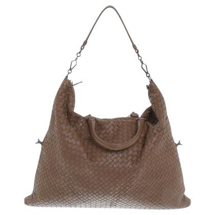 "Bottega Veneta ""Convertible Bag 51"" in bruin"