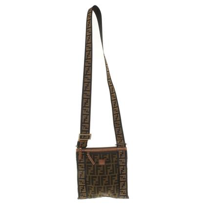 Fendi Shoulder bag with Zucca pattern