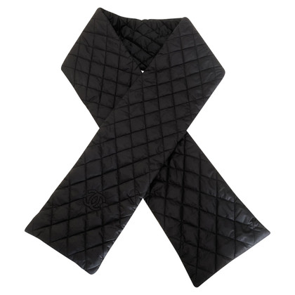 Chanel Quilted scarf