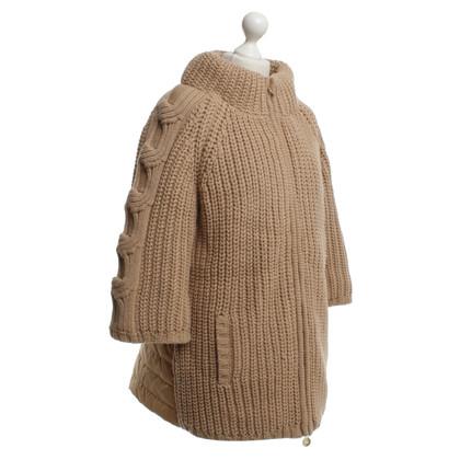 Elisabetta Franchi Jacket in Beige