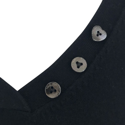 Whistles pullover nero