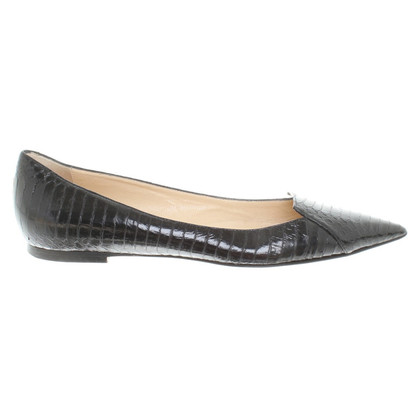 Jimmy Choo Slipper in black