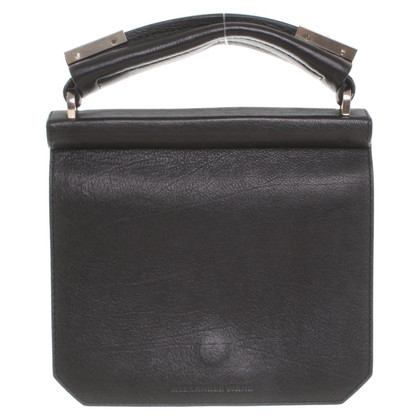 Alexander Wang Leather handbag in grey