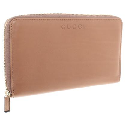 Gucci Wallet in lichtbruin