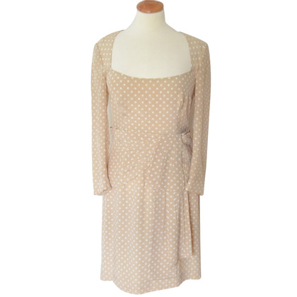 Prada Silk dress with dots