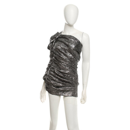 Isabel Marant Silver colored dress
