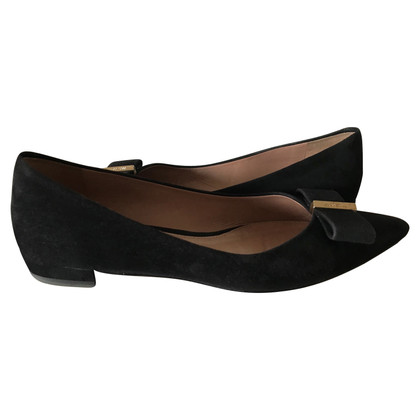 Hugo Boss Ballerine in nero