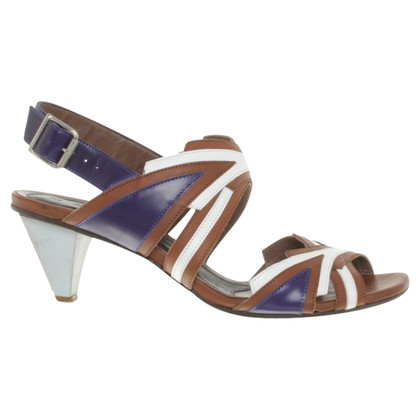Marni Sandalen Leather