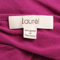 Laurèl top in Fuchsia