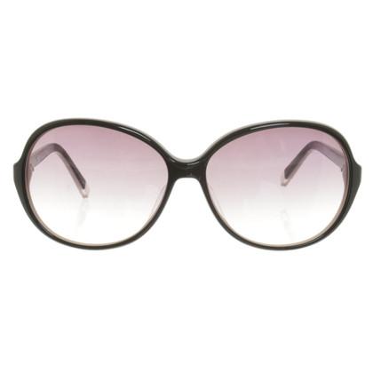 Calvin Klein Sonnenbrille in Schwarz