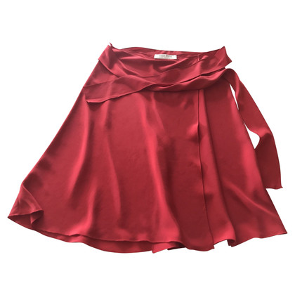 Miu Miu skirt in red