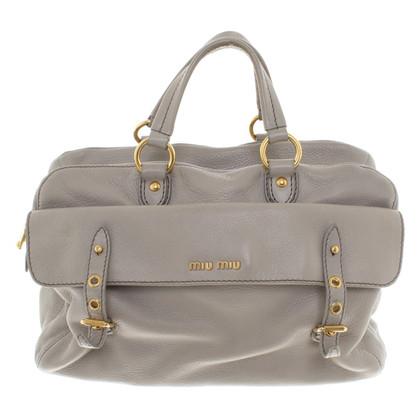 Miu Miu Handbag in taupe