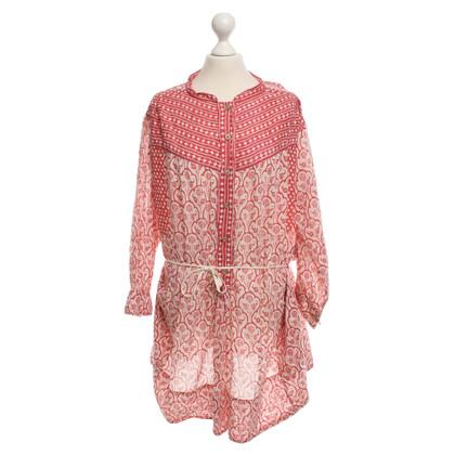 Isabel Marant Etoile Tunic with pattern
