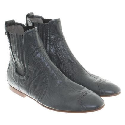 Balenciaga Leather Laarzen