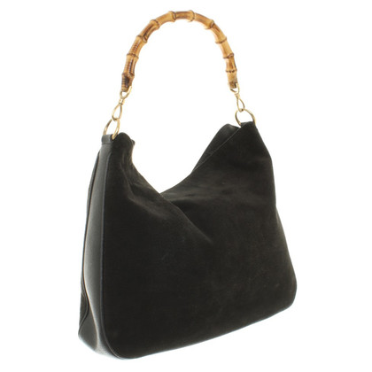 Gucci Handle bag made of leather