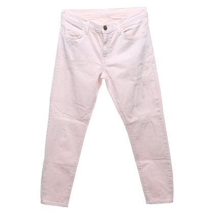 Current Elliott Jeans rosa