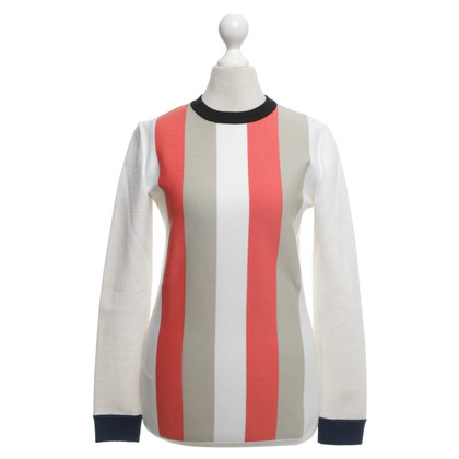 Fendi Wool sweater with stripes