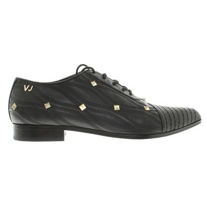 Versace Schnürschuhe aus Leder
